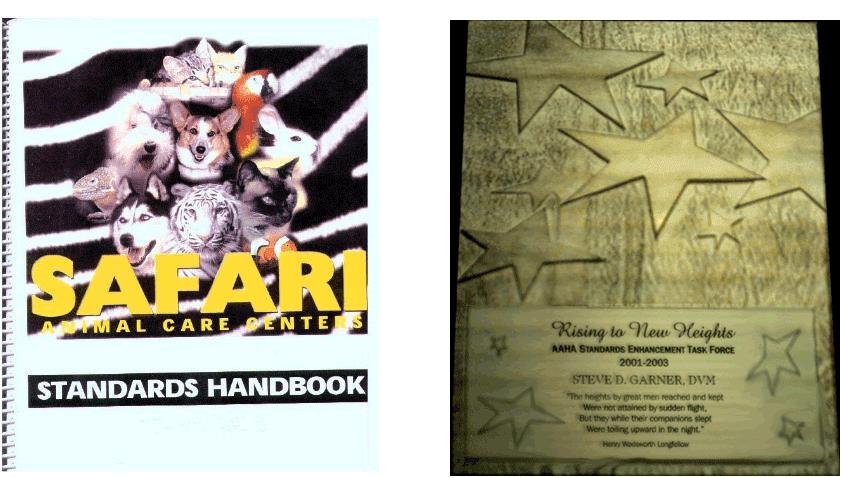 Safari Standards Handbook