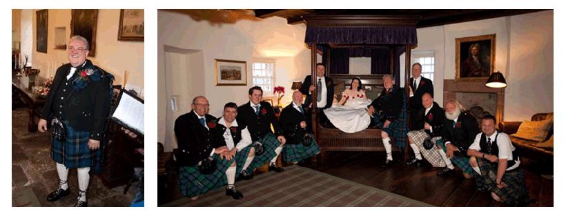 Wedding of Dr.'s Mooney and Garner