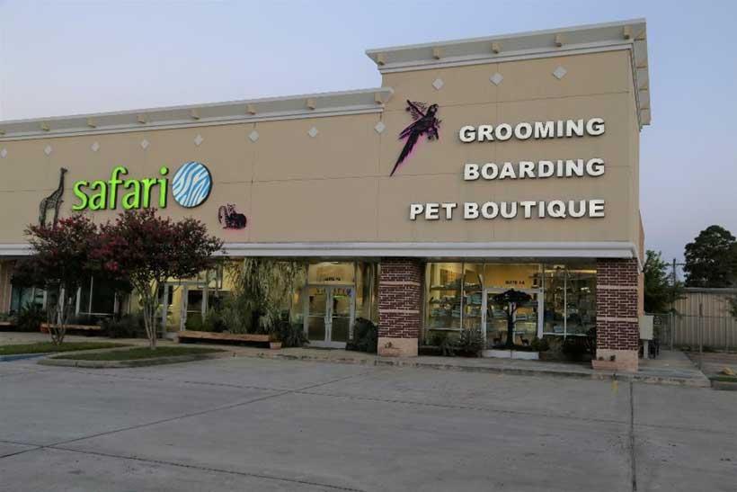 Safari Veterinary Care Centers, 2402 Marina Bay Drive, Suite A-D, League City, TX 77573
