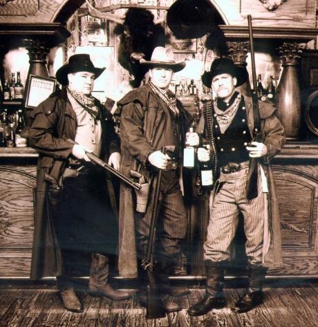 Three amigos of the veterinary industry - Dr. Garner, Marty Becker & Chuck Wayner