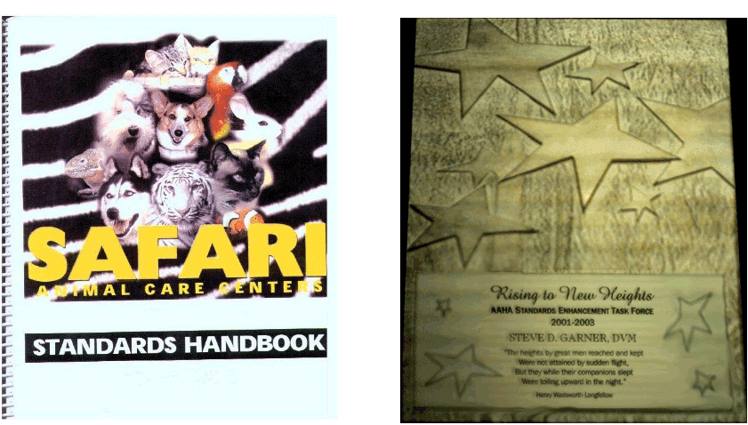 Safari Standards Handbook